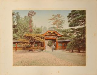 88 HAND-COLORED 19TH CENTURY PHOTOGRAPHS OF JAPAN