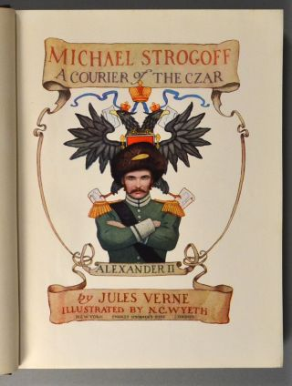 MICHAEL STROGOFF, a Courier of the Czar