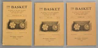BASKET: THE JOURNAL OF THE BASKET FRATERNITY OR LOVERS OF INDI. PERIODICALS