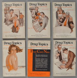 DRUG TOPICS: THE NATIONAL MAGAZINE OF THE DRUG TRADE. PERIODICALS