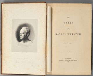 WORKS OF DANIEL WEBSTER