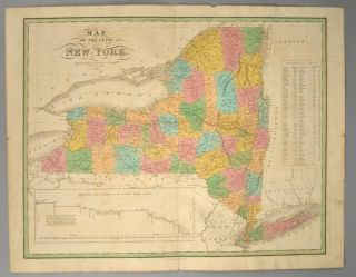 [MAP], NEW YORK