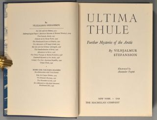 ULTIMA THULE: Further Mysteries of the Arctic.