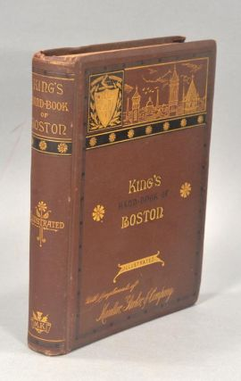 KING'S HAND-BOOK OF BOSTON. BOSTON