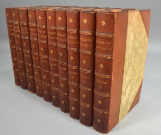 WORKS OF MICHEL DE MONTAIGNE, WITH NOTES, LIFE AND LETTERS. MICHEL DE MONTAIGNE
