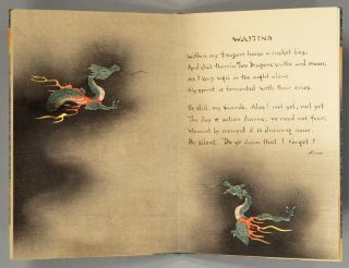 SWORD AND BLOSSON POEMS FROM THE JAPANESE