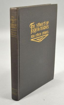 STREET OF QUEER HOUSES AND OTHER STORIES. Vernon S. KNOWLES
