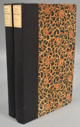 COMPLETE WORKS OF THOMAS LOVELL BEDDOES. Thomas Lovell BEDDOES