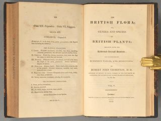 BRITISH FLORA; OR, GENERA AND SPECIES OF BRITISH PLANTS