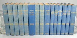 WORKS OF HERMAN MELVILLE. 15 (OF 16) VOLS. THE STANDARD EDITION. Herman MELVILLE