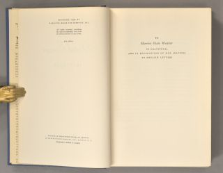 SELECTED ESSAYS 1917-1932