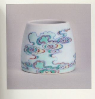 QING PORCELAIN FROM A PRIVATE COLLECTION