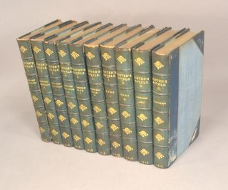 NOVELS OF JANE AUSTEN (IN TEN VOLUMES)