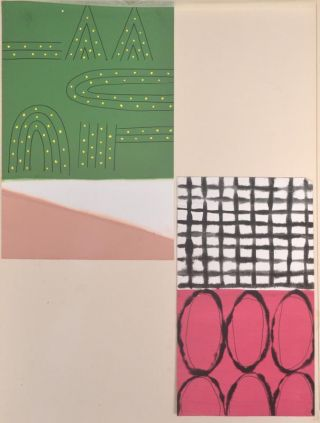 COLLECTION OF 7 DESIGN PORTFOLIOS. Koichi SATÔ, Post War Design